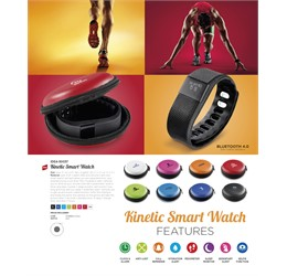 Kinetic Smart Watch