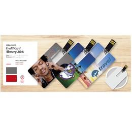 Credit Card 16GB USB Flash Drive
