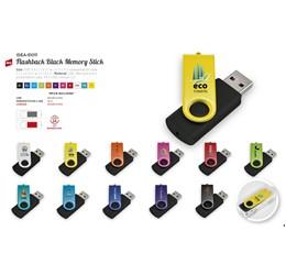 Flashback Black Memory Stick  16GB