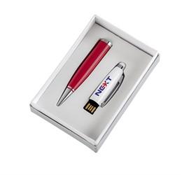 Pentagon White USB Pen and Stylus