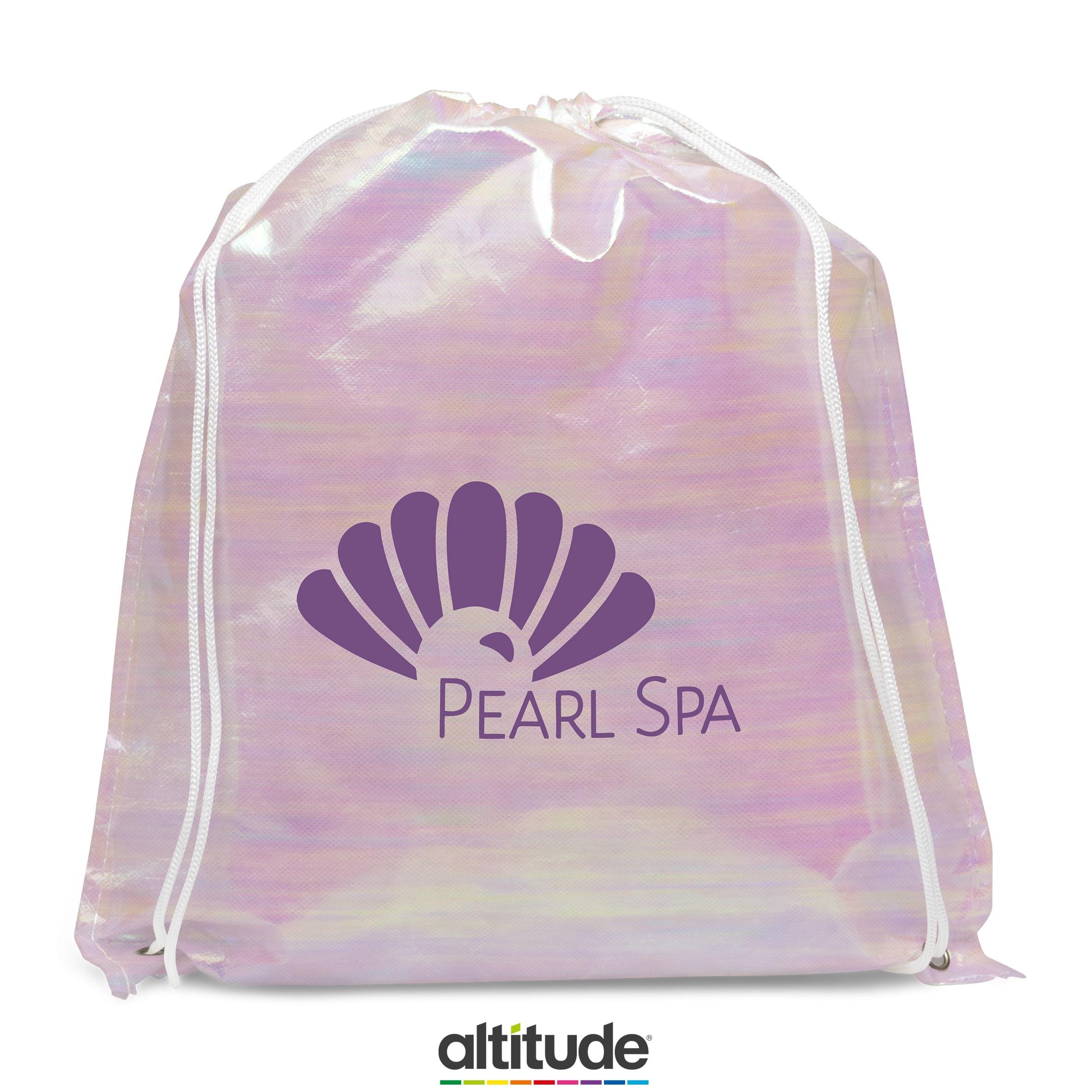 Product: Harlequin Drawstring Bag