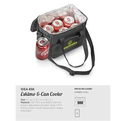 Eskimo 6 Can Cooler