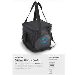 Eskimo 12 Can Cooler